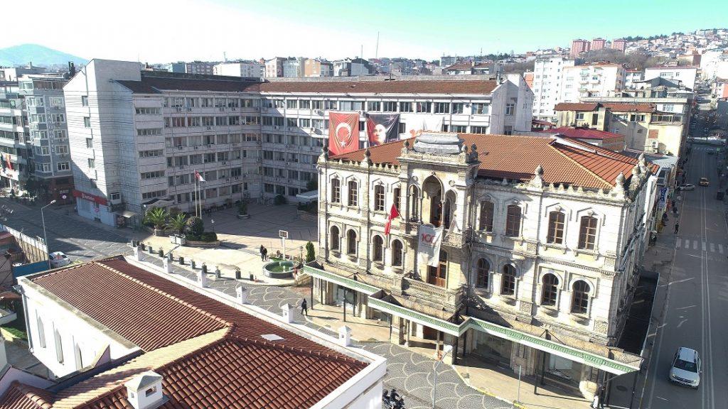 Tarihî Belediye Sarayı