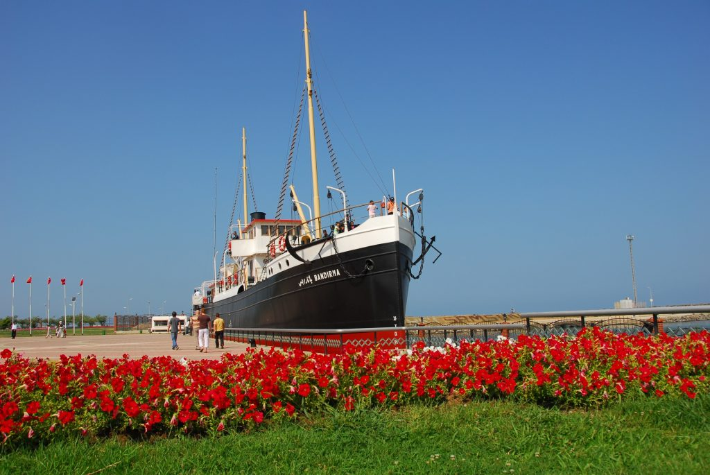 Bandırma Gemi Müze ve Millî Mücadele Açık Hava Müzesi
